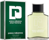 Paco Rabanne Pour Homme Aftershave, 3.4 oz