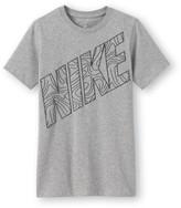Nike Short-Sleeved Crew Neck T-Shirt, 6-16 Years