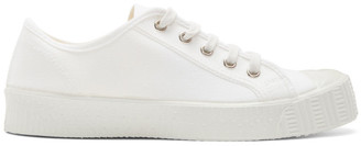 Spalwart White Special Low WS Sneakers