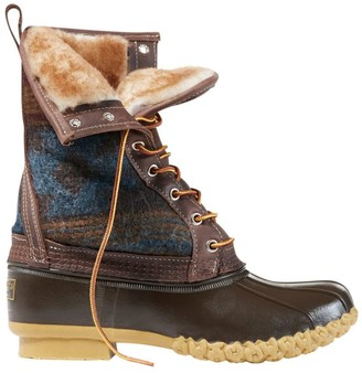 """L.L. Bean Women's Limited-Edition L.L.Bean Boots, 10"""" Shearling-Lined"""