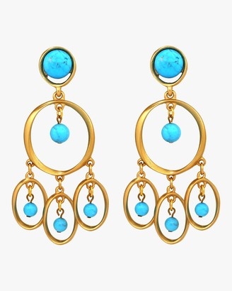 Stephanie Kantis Chime Earrings