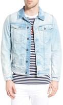 G Star Men's 3301 Decon 3D Denim Jacket