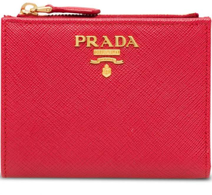 c0906e596682 Prada Red Women's Wallets - ShopStyle