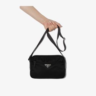 Prada Black Vela camera bag