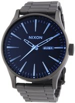 Nixon Men's Analogue Quartz Watch with Stainless Steel Strap – A3561427-00