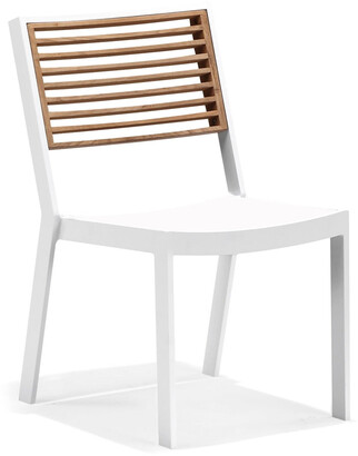 Indo Soul Bocage Dining Chair White
