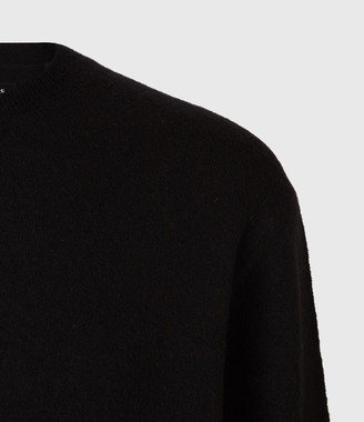 AllSaints Frame Crew Sweater