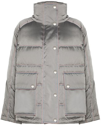 Angel Chen High Neck Padded Jacket