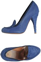 Guillaume Hinfray Moccasins with heel