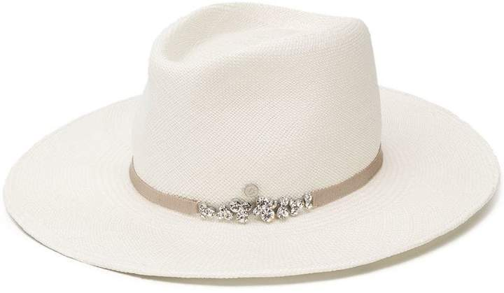 725f6ffdcddc5 Maison Michel White Hats For Women - ShopStyle Canada