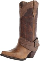 Durango Women's 12 Inch Spur Strap Crush Riding Boot