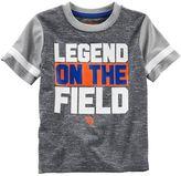 "Osh Kosh Boys 4-8 Legend On The Field"" Graphic Tee"