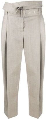 Stella McCartney Harley cropped trousers