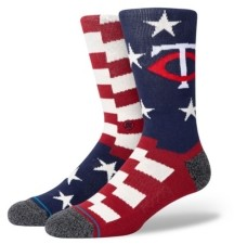 Stance Minnesota Twins Brigade Socks