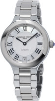 Frederique Constant FC-306MC3ER6B classics delight stainless steel and mother-of-pearl watch