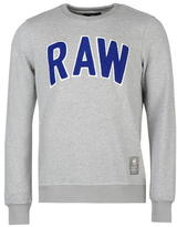 G Star Star Warth Raw Crew Sweater