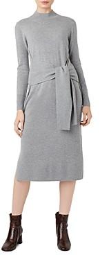 Hobbs London Tilly Tie-Waist Sweater Dress - 100% Exclusive