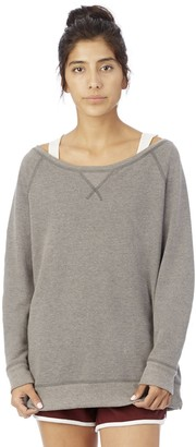 Alternative Women's French Terry Scrimmage Reversible Pullover