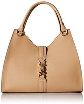 Calvin Klein Saffiano Shopper Satchel Bag