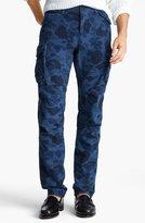 Michael Bastian Gant by Skinny Camo Cargo Pants