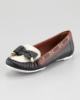 Kate Spade Wren Bow-Detailed Boat Shoe