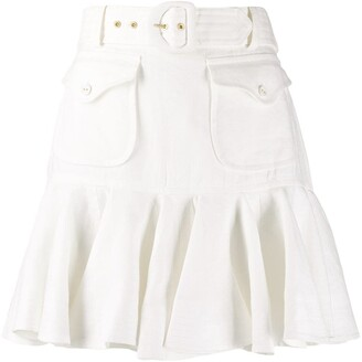 Zimmermann Super Eight mini skirt