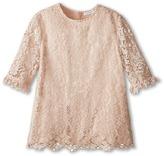 Dolce & Gabbana Ceremony Lace Blouse (Big Kids)