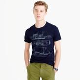 J.Crew Wallace & Barnes boat T-shirt
