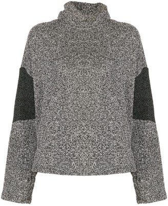 ALALA Knitted Roll-Neck Jumper