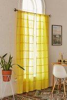 Urban Outfitters Pintucks Curtain