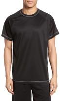 Majestic International Men's Big & Tall Work Out Crewneck T-Shirt