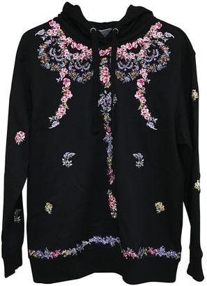 Giambattista Valli X H&m Black Cotton Knitwear for Women