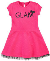 Petit Lem Girls 2-6x Magical Mischief Glam Dress