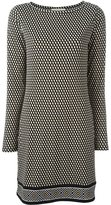 MICHAEL Michael Kors dotted print shift dress