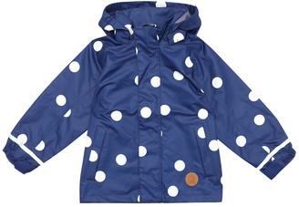 Mini Rodini Edelweiss polka-dot jacket
