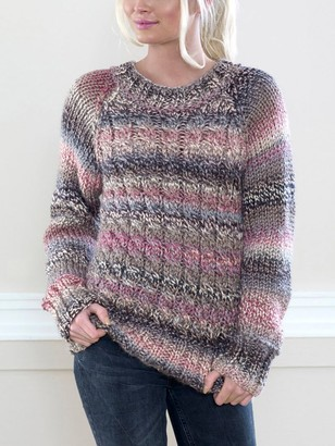 King Cole Explorer Jumper, Hat and Scarf Knitting Pattern, 5455