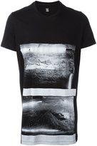 Julius printed loose fit T-shirt