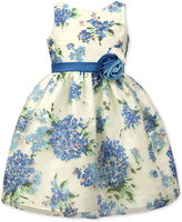 Jayne Copeland Sleeveless Floral Dress, Toddler & Little Girls (2T-6X)