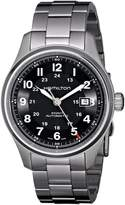 Hamilton Men's H70525133 Khaki Field Watch