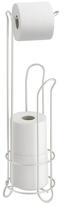 InterDesign Classico Roll Stand Plus Toilet Paper Holder