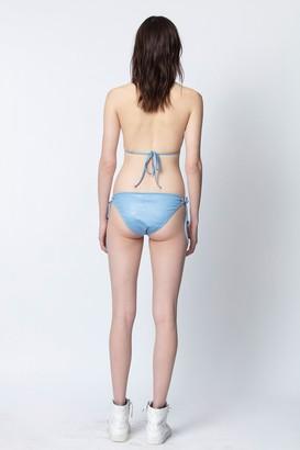 Zadig & Voltaire Blueys Bikini Bottoms
