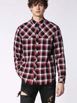 Diesel Shirts 0SASE - Red - L
