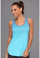 New Balance Impact Tunic Tank (Blue Atoll/Dazzling Blue) - Apparel