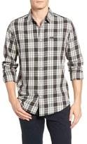 RVCA Lament Plaid Woven Shirt