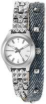 Diesel Women's DZ5446 Kray Kray Analog Display Analog Quartz Blue Watch