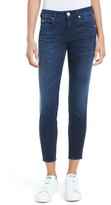 Amo Women's 'Twist' Crop Skinny Jeans