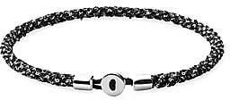 Miansai Men's Nexus Braided Sterling Silver Bracelet