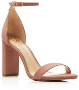 Vince Camuto Mairana Ankle Strap High Heel Sandals