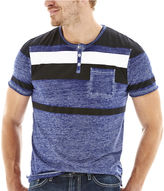 i jeans by Buffalo Cyrus Short-Sleeve Henley Tee