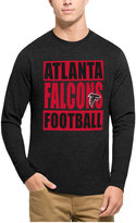 '47 Men's Atlanta Falcons Compton Club Long-Sleeve T-Shirt